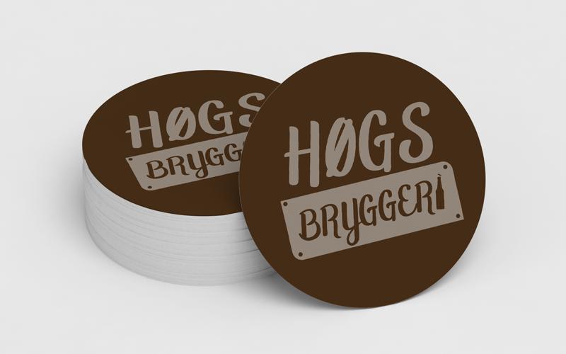 Høgs Bryggeri Logo