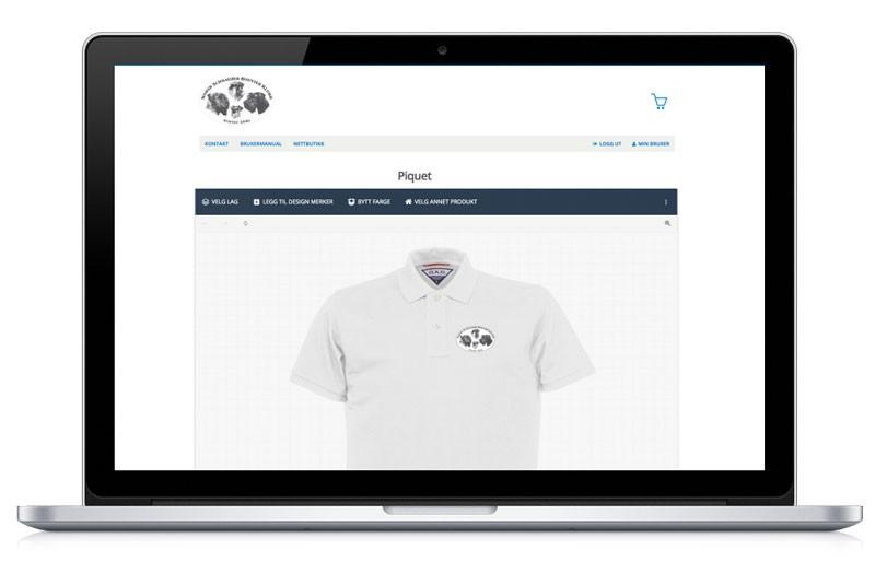 Klubbartikler.no - Design og bestill klubbartikler